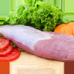 phân phối thịt heo hữu cơ auaufarm